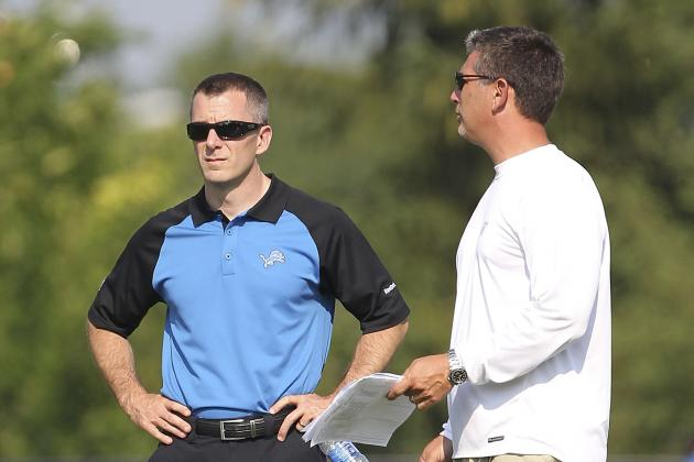 Bubble Watch for Detroit Lions' Training Camp