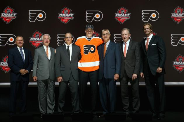 Philadelphia Flyers 2013 NHL Draft Picks: Grades, Results and Analysis
