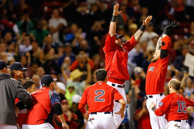 Numbers Behind the Boston Red Sox Revival
