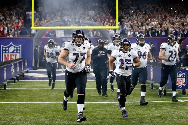 Fantasy Football 2013: Baltimore Ravens Fantasy Options