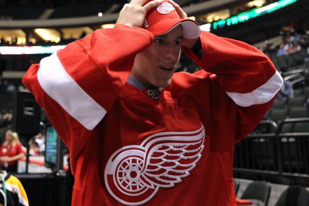 Detroit Red Wings 2013 NHL Draft Picks: Grades, Results and Analysis