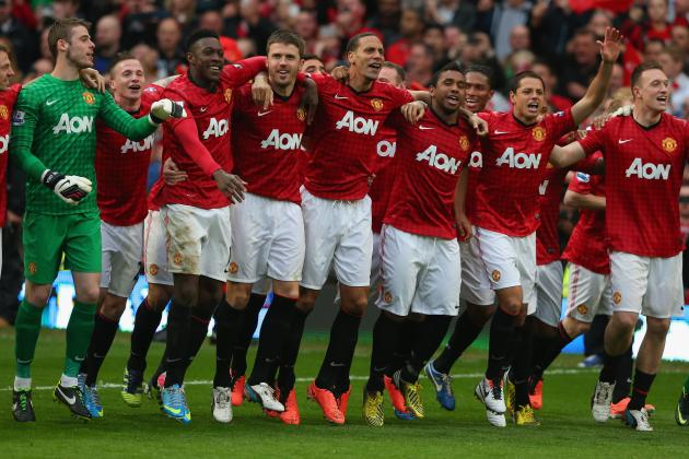 5 Reasons Manchester United Will Dominate Man City for Years to Come