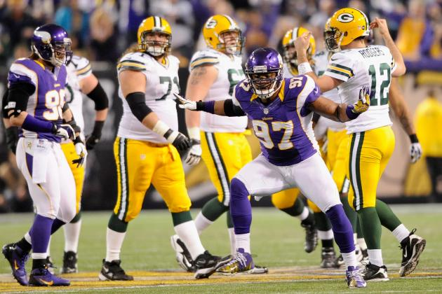 Power Ranking the 5 Greatest Defensive Ends in Minnesota Vikings History