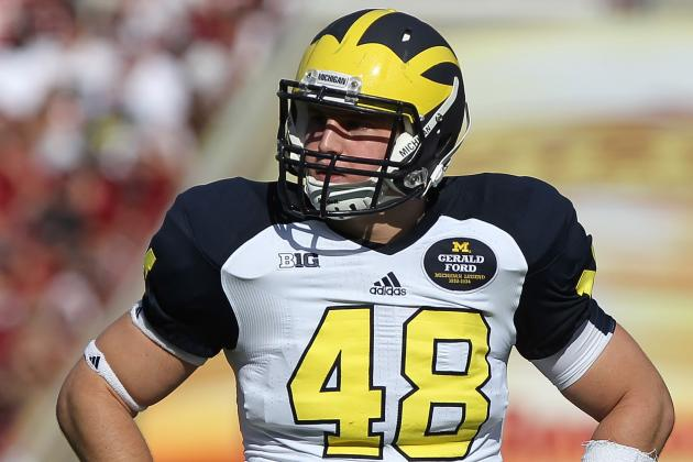 Michigan Football: Power Ranking the 4 Strongest Positional Units for 2013