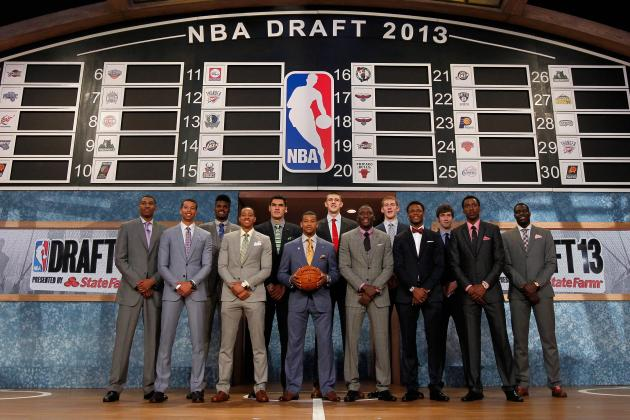 Future All-Stars in the 2013 NBA Draft Class
