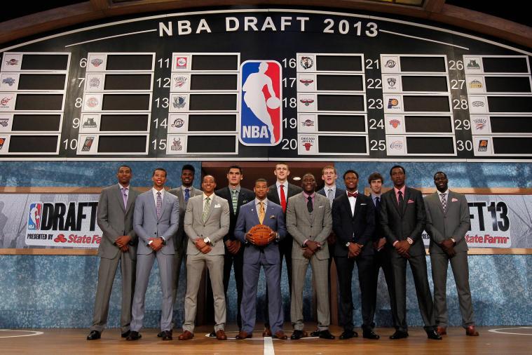 Future All-Stars in the 2013 NBA Draft Class