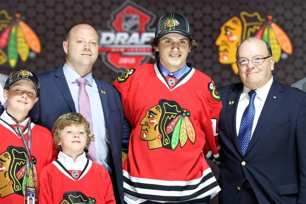 Chicago Blackhawks 2013 NHL Draft Picks: Grades, Results and Analysis