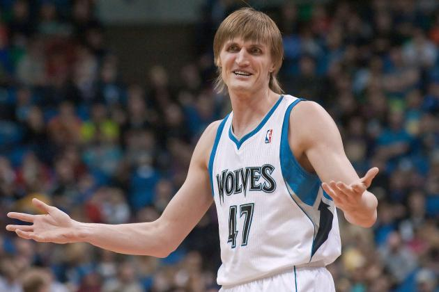 Best Free-Agent Landing Spots for Andrei Kirilenko During 2013 Offseason