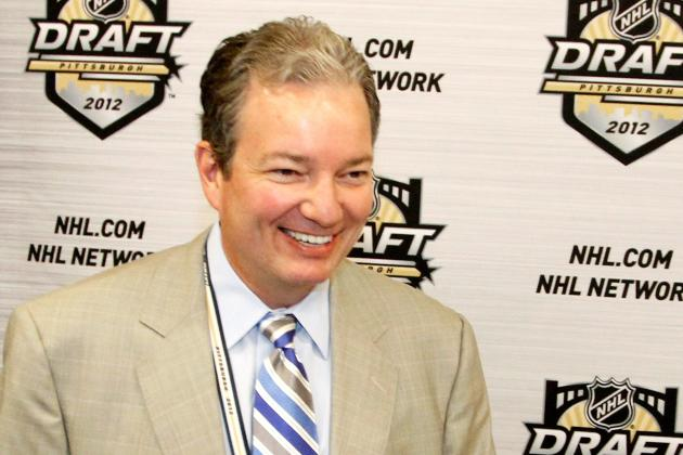 Pittsburgh Penguins 2013 NHL Draft Picks: Grades, Results, and Analysis