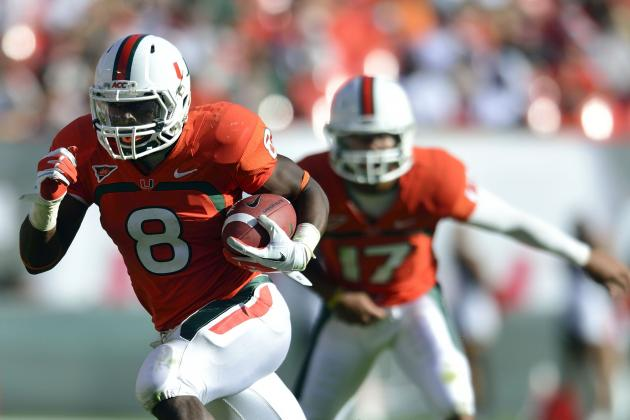 Miami Football: 5 Teams the Hurricanes Could Beat in a BCS Bowl
