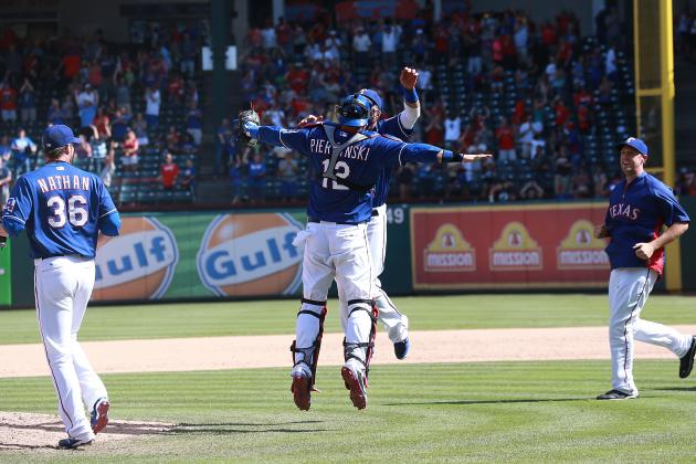Texas Rangers' Top Moments from the Month of June