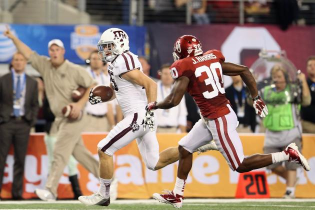 Texas A&M Football: How Will the Aggies Replace Ryan Swope?