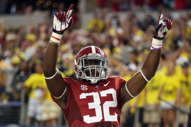 Alabama Football: Power Ranking the 5 Strongest Positional Units for 2013