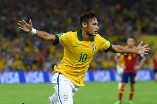 Brazil vs. Spain: 6 Things We Learned from Confederations Cup Final