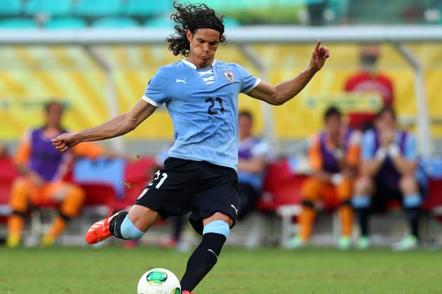 Man City Transfer News: 5 Alternatives to Edinson Cavani If He Goes Elsewhere