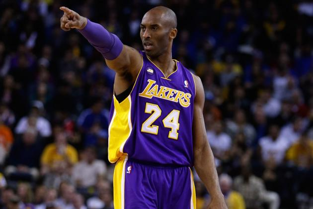 Free Agents Who Can Extend Kobe Bryant's Title Window