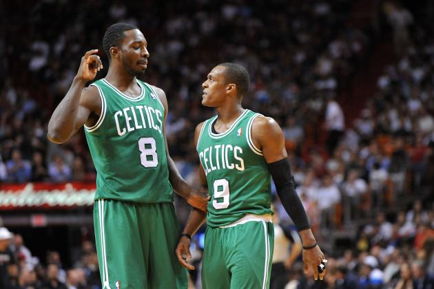 Initial 2013 Boston Celtics Post-NBA Draft Depth Chart Projections