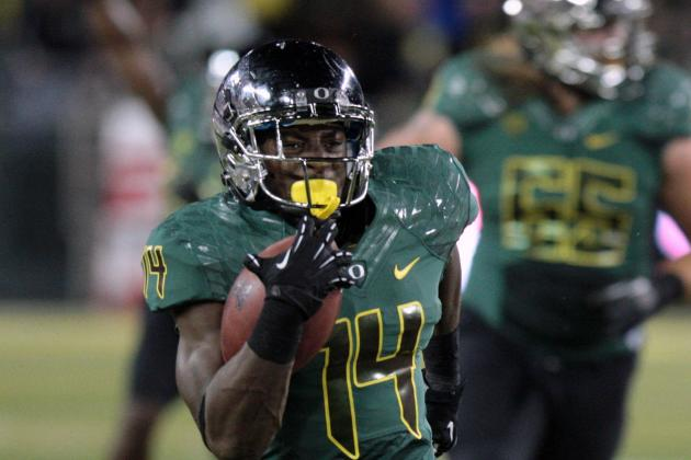 Oregon Football: Power Ranking the 4 Strongest Positional Units for 2013