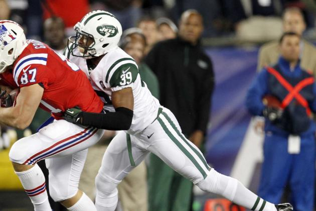 5 Players Who Might Find Themselves on New York Jets' Practice Squad in 2013