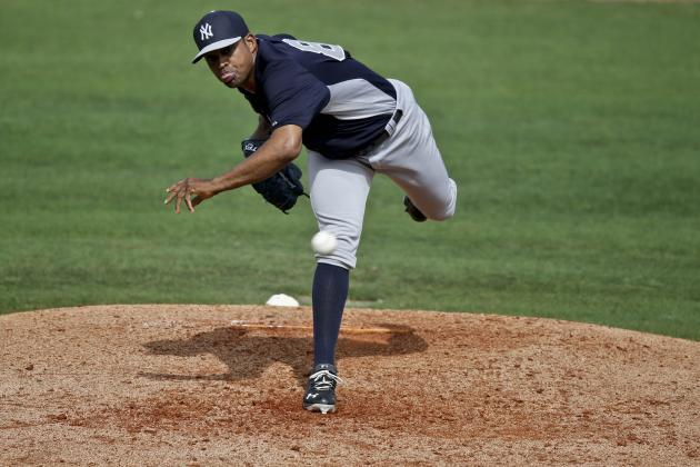 NY Yankees: Stock Up, Stock Down for Yankees' Top 10 Prospects for Week 13