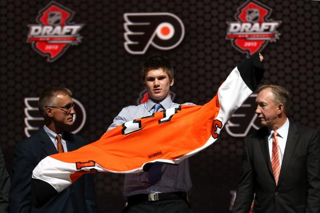 Scouting Report for All Philadelphia Flyers 2013 Draft Picks