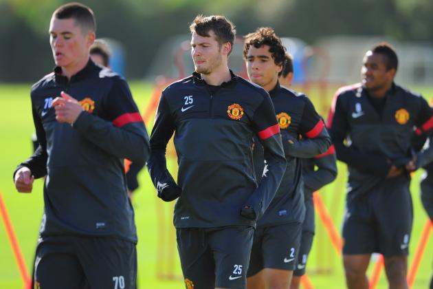 5 Manchester United Players Who Should Be Loaned out Next Season