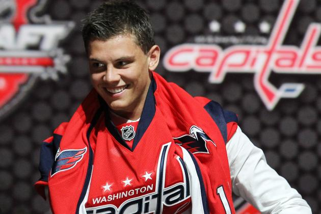 Best-Case Scenarios for All of  the Washington Capitals' 2013 Draft Picks