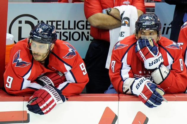 Blueprint for Washington Capitals to Ace the Free-Agency Period
