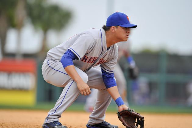 Stock Up, Stock Down for Mets' Top 10 Prospects for Week 13