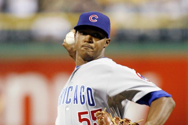 Stock Up, Stock Down for Chicago Cubs' Top 10 Prospect for Week 13
