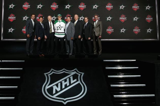 2014 NHL Mock Draft: Early First-Round Projections