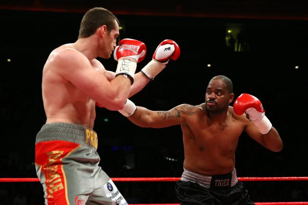 Tony Thompson vs. David Price: Preview and Prediction for Heavyweight Bout