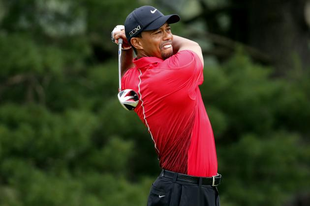 2013 British Open: How Tiger Woods' Game Suits Muirfield