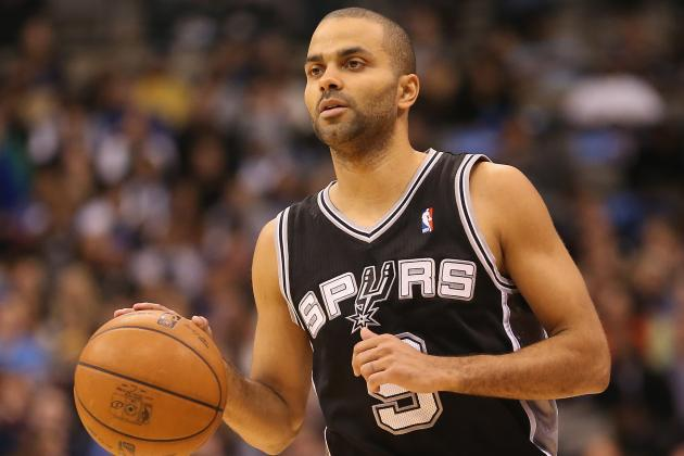 Ranking Tony Parker's 5 Most Dangerous Offensive Moves