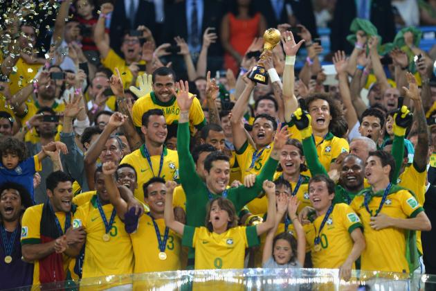 2013 Confederations Cup: Biggest Winners and Losers