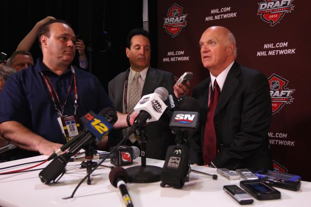 Biggest Takeaways from New Jersey Devils' 2013 NHL Draft