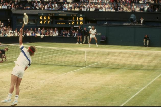 The 10 Greatest Wimbledon Finals of All Time
