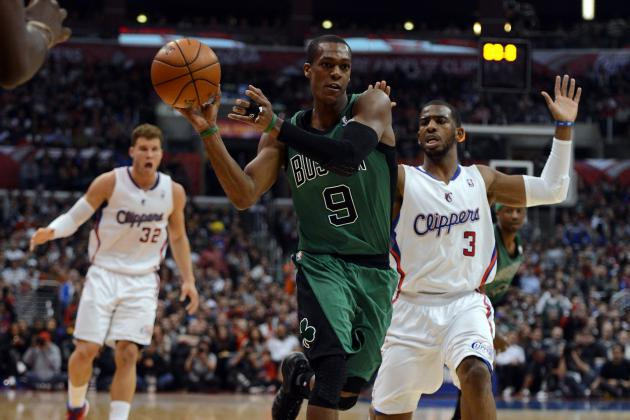 Biggest Pros and Cons of Boston Celtics Building Around Rajon Rondo