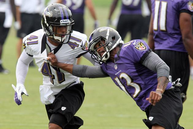 5 Players Who Might Land on the Baltimore Ravens Practice Squad in 2013