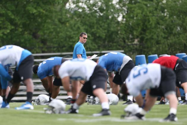 Burning Questions for Detroit Lions Training Camp