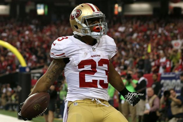 5 Potential Breakout Players for the San Francisco 49ers in 2013