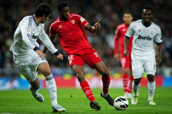 Scouting Rumored Chelsea Target Geoffrey Kondogbia