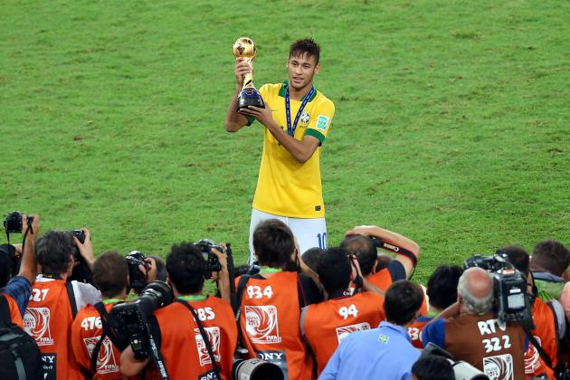 Counting Down the 10 Early Favorites to Win the 2014 World Cup in Brazil