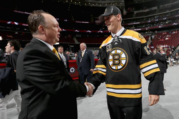 Biggest Takeaways from the Boston Bruins' 2013 Draft