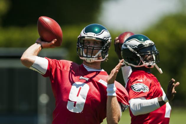 Philadelphia Eagles Training Camp Preview: The Quarterbacks
