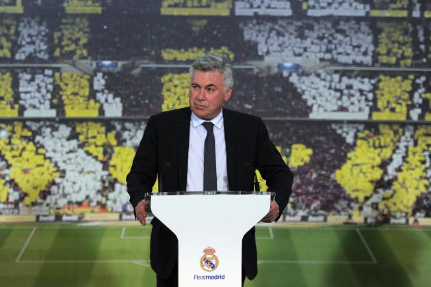 Real Madrid: 5 Changes Carlo Ancelotti Will Make Immediately at Real Madrid