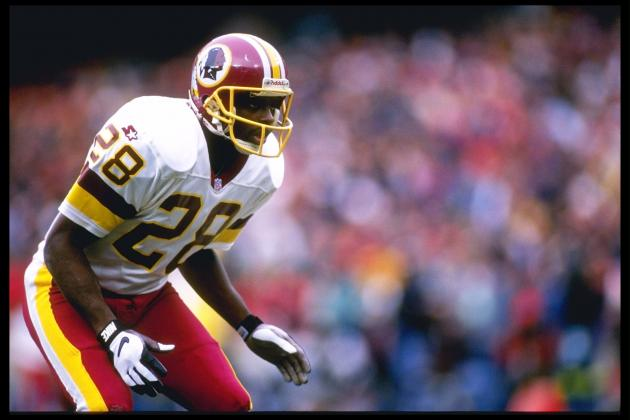 6 Washington Redskins Jerseys You Likely Rocked During Your Childhood