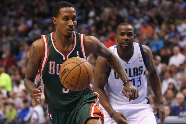 Brandon Jennings Free Agency Rumors: Latest on Bucks, Mavericks and More