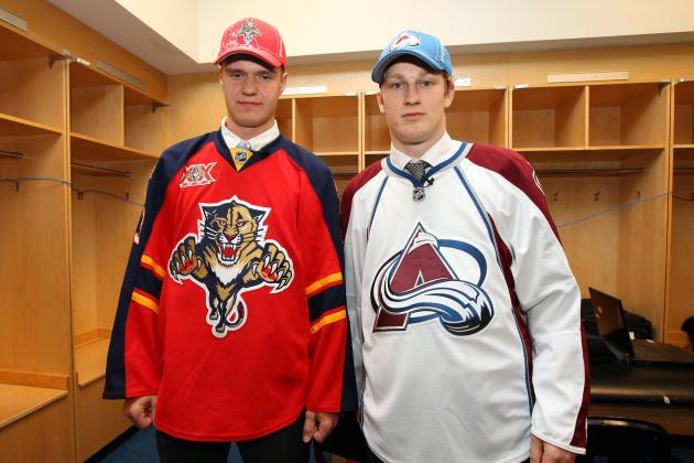 Re-Ranking Every Team's Top 10 Prospects After the 2013 NHL Draft