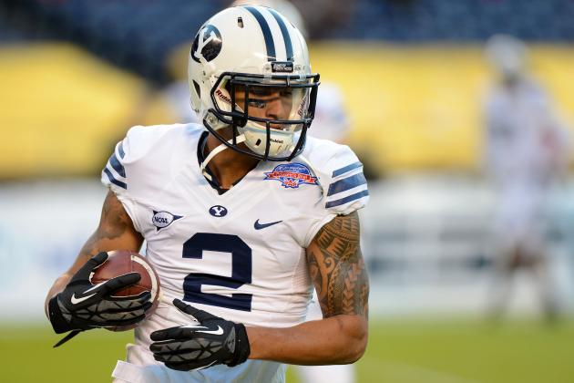 BYU Football: 5 Cougars We Are Most Excited to Watch in 2013